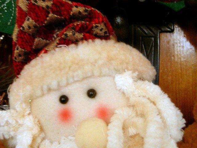 Caro Babbo Natale, per l'anno nuovo…