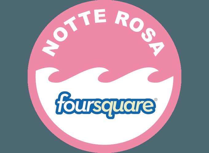 [Caso studio] Alla Notte Rosa con Foursquare Italia
