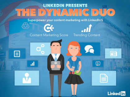 Linkedin e il Content Marketing