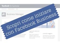 Come iniziare con Facebook Business