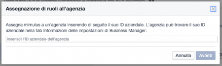 Facebook Business Agenzia - Mimulus