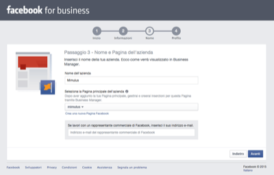 Facebook Business Fase3  -Mimulus