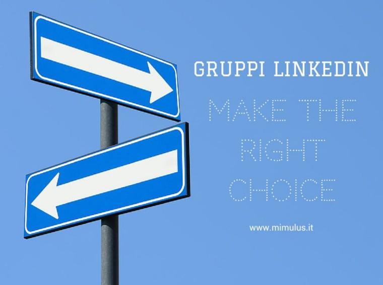 Gruppi LinkedIn: come scegliere quelli giusti e come usarli