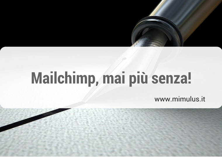 Mailchimp, la scelta definitiva per l'email marketing