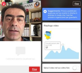 Facebook VideoLive Fine - Mimulus