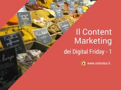 Come gestire un piano di Content Marketing (parte 1)
