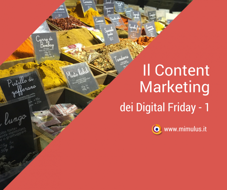 Come gestire un piano di Content Marketing (parte 1)