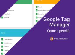 Google Tag Manager, come iniziare