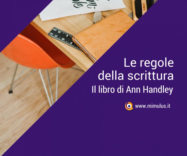 Le nuove regole della scrittura di Ann Handley