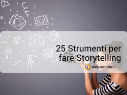 25 Tool per fare Storytelling