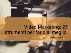 Strumenti Video Marketing - Mimulus