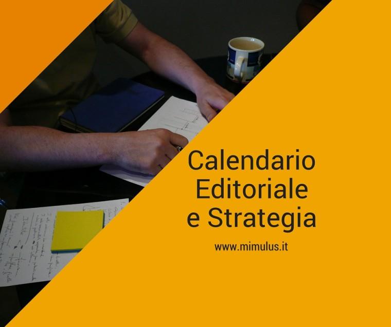 Come progettare il proprio Calendario Editoriale