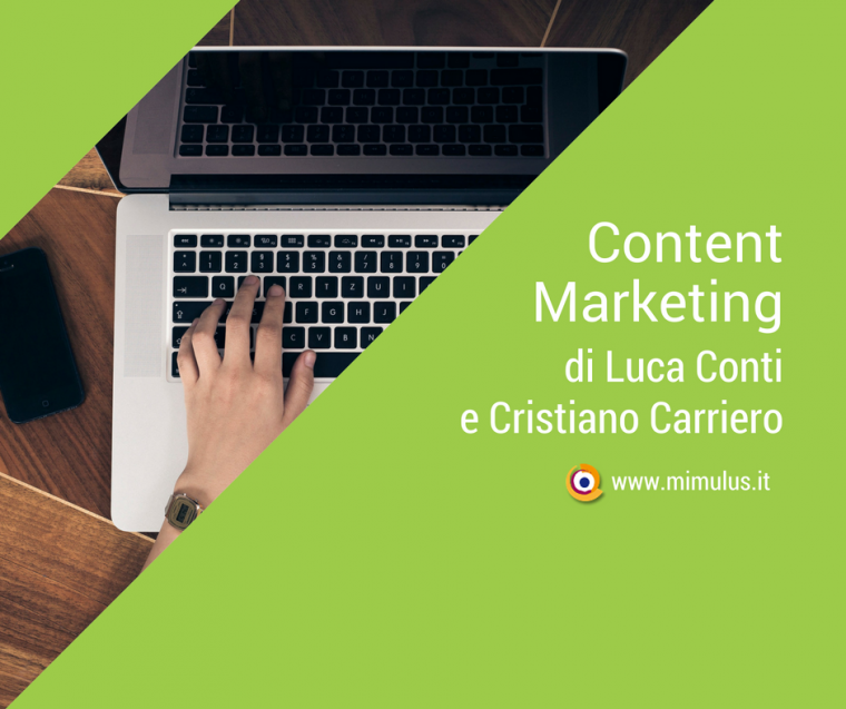 Content Marketing di Luca Conti e Cristiano Carriero